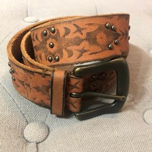Levi Strauss > Genuine Leather Belt